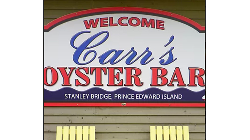Carr's Oyster Bar