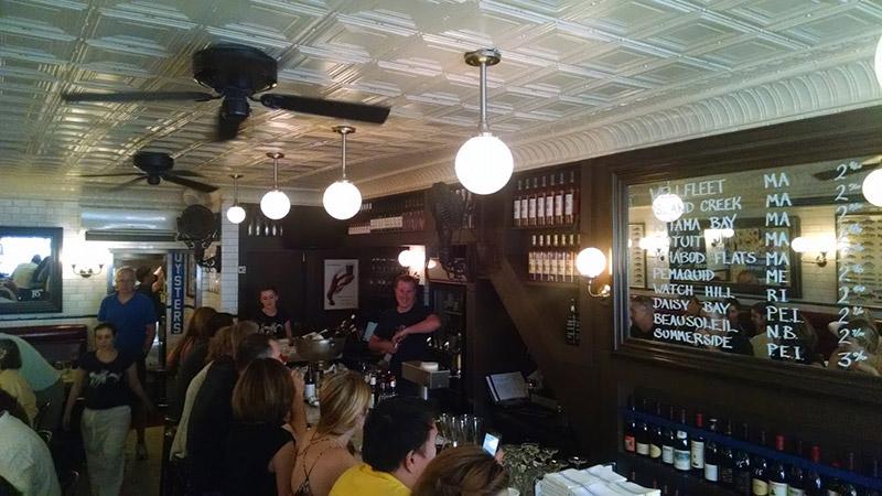 Neptune Oyster Bar